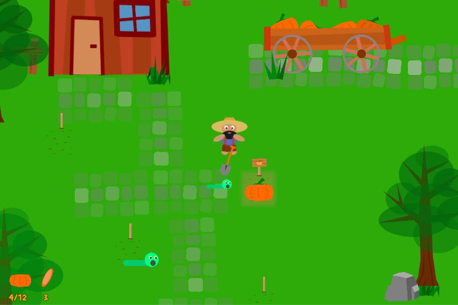 Pumpkin Quest