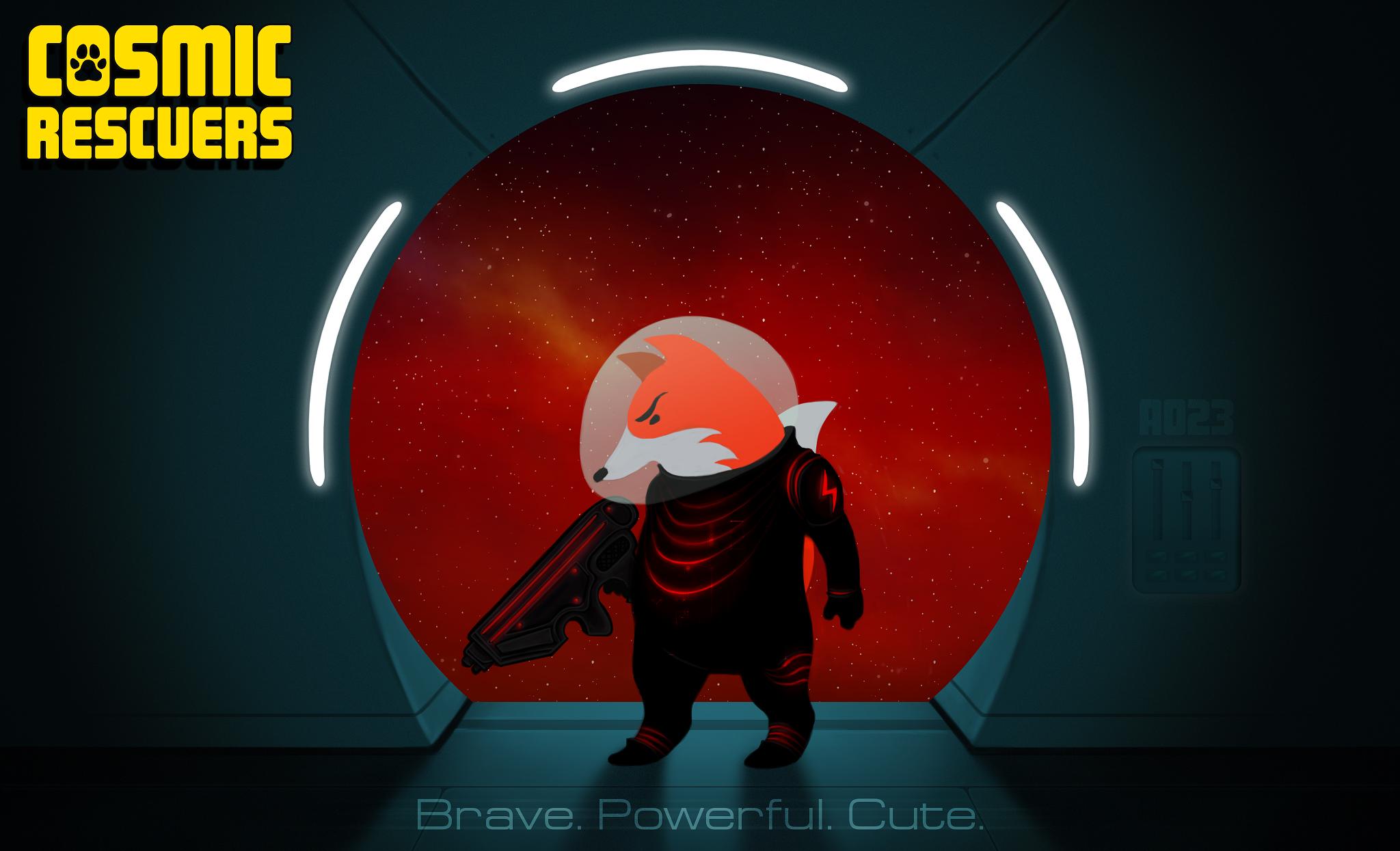 Cosmic Rescuers