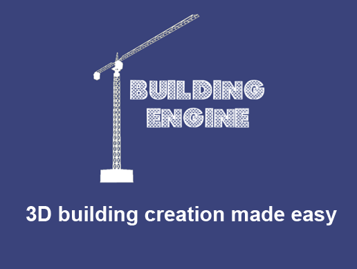 Building Engine - 3D building creation made easy