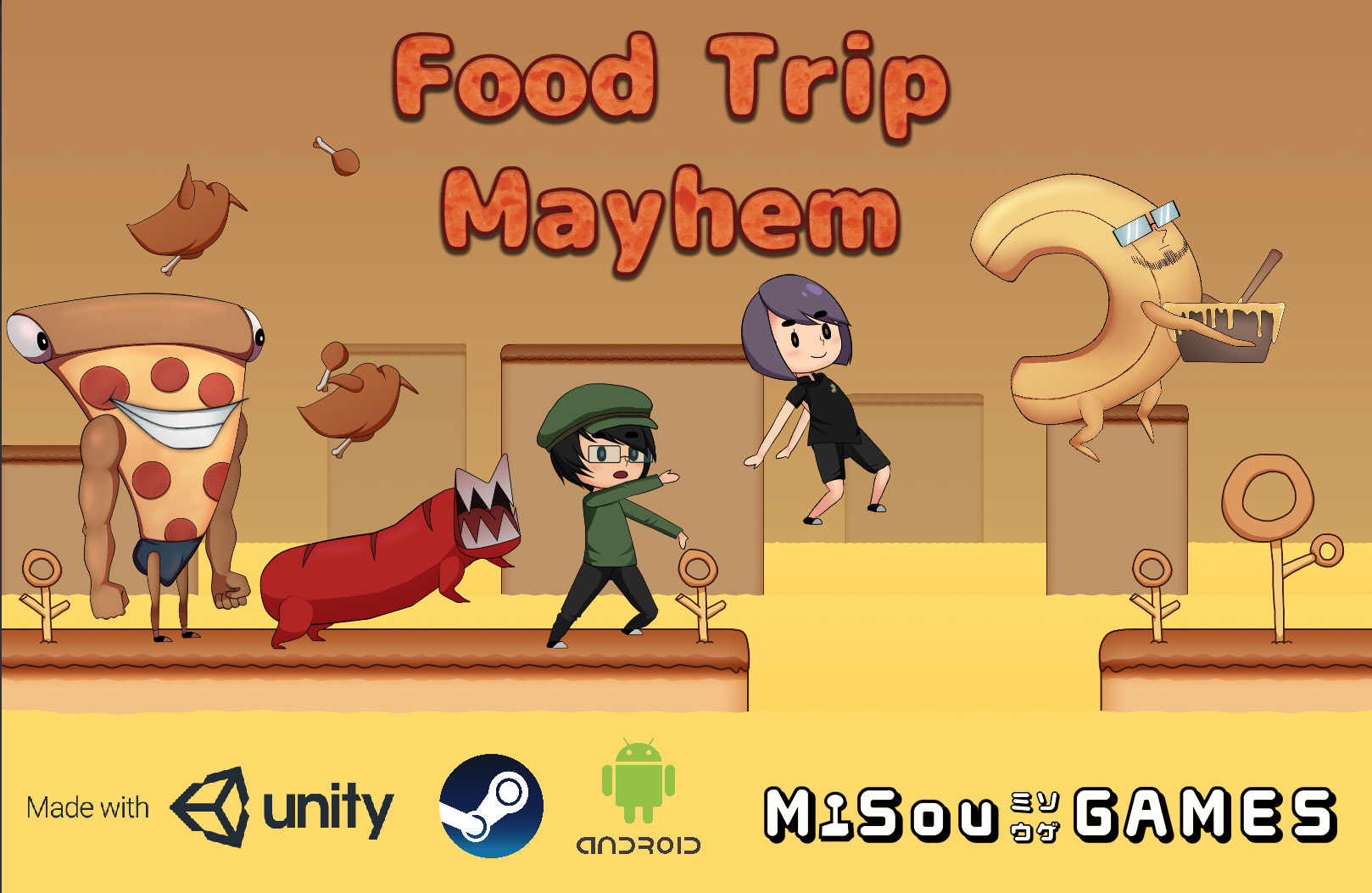 Food Trip Mayhem