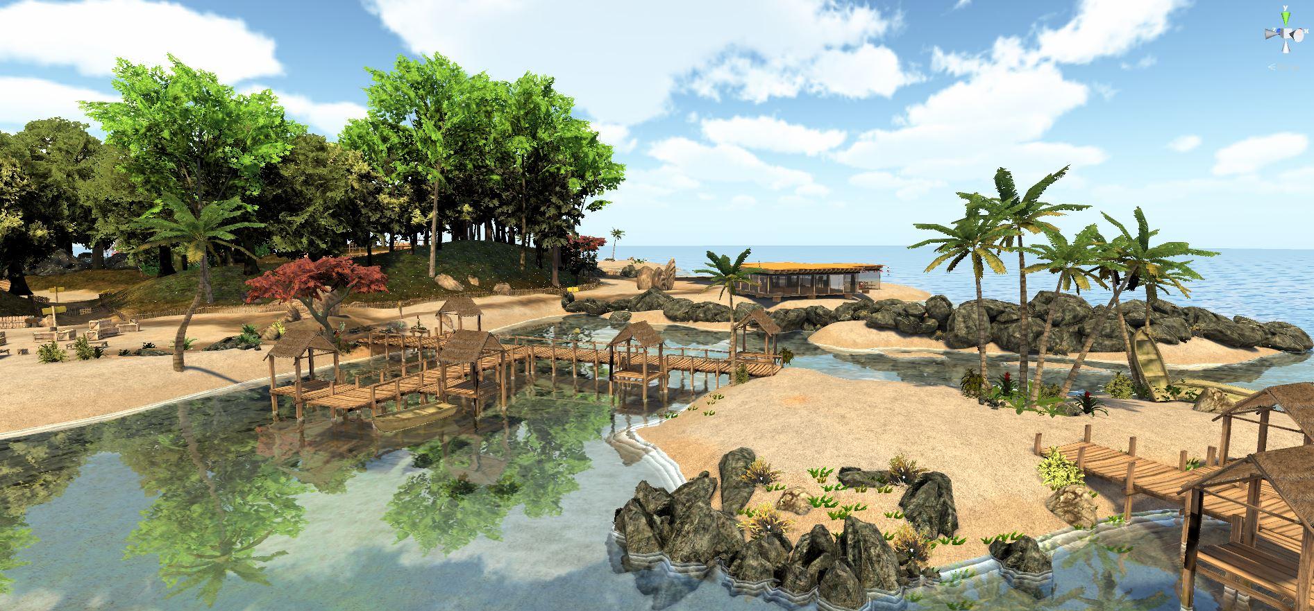 GNATs Island