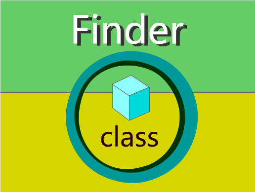 How do I use my own Finder-EN