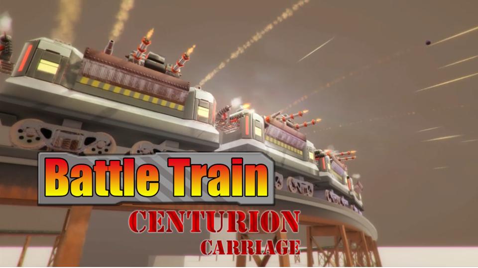 BattleTrain Centurion Carriage