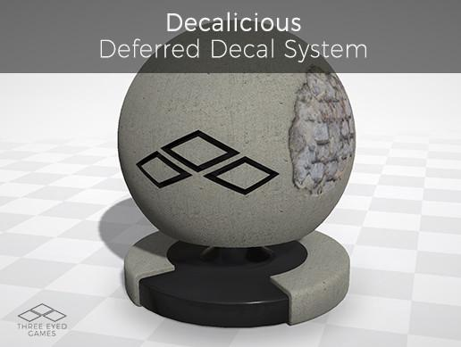 Decalicious – Deferred Decal System