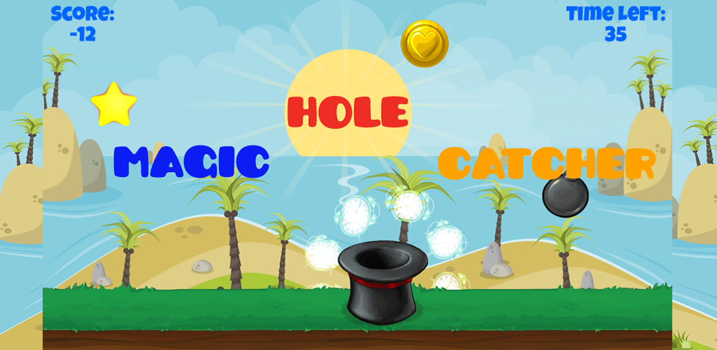 Hole Hat Magic Catcher