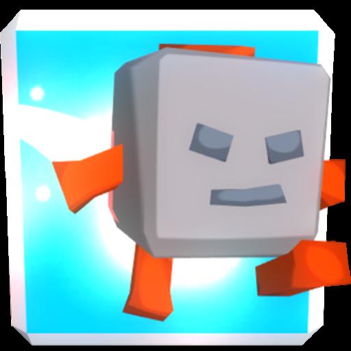 Cube Robot Speedy