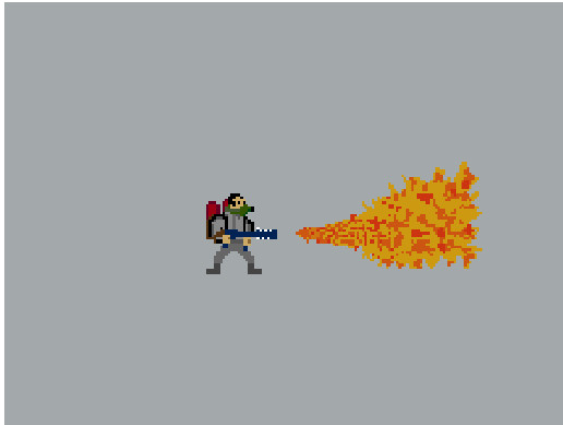 Pixel Soldier X