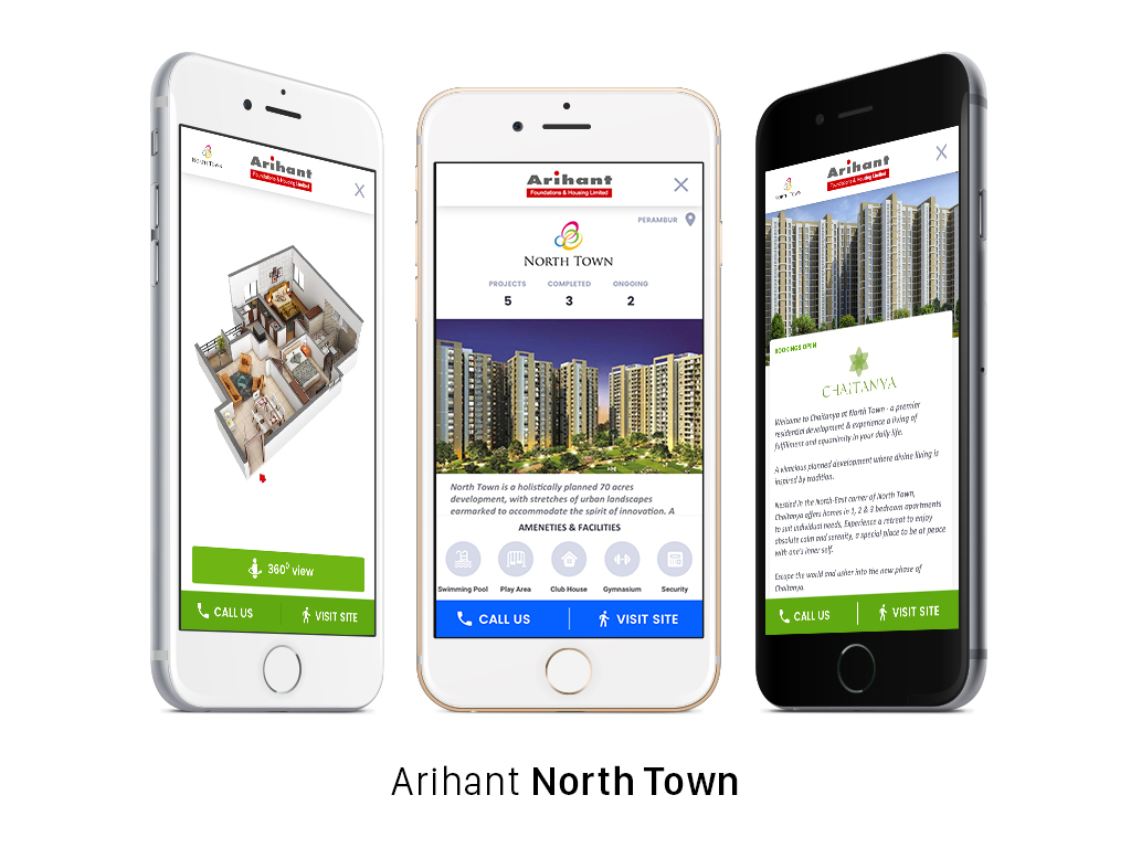 Arihant North town