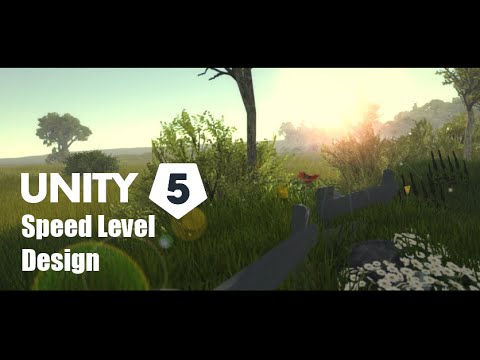 Speed Level Design