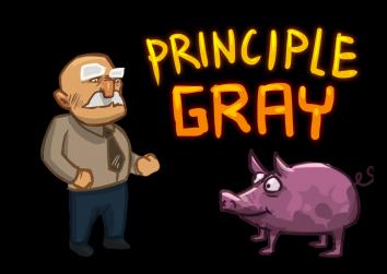 Principle Grаy