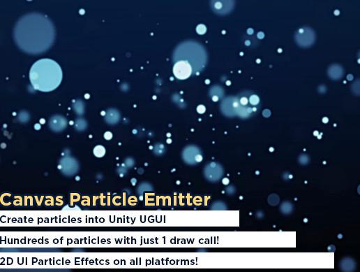 Canvas Particle Emitter