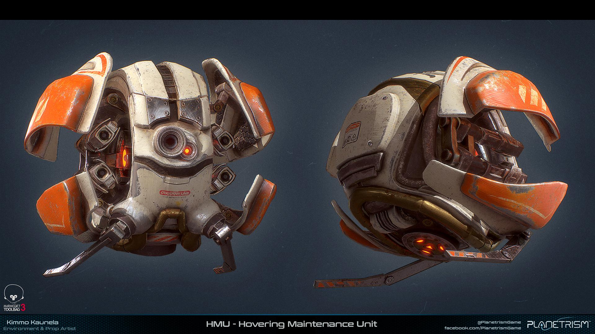 Planetrism - HMU Units