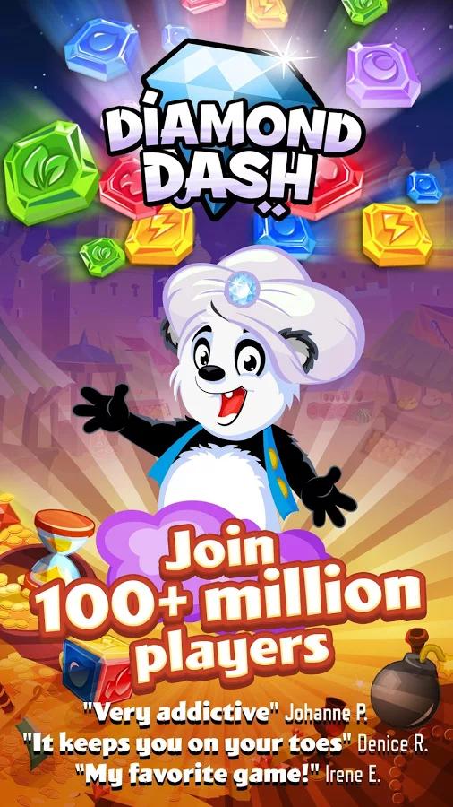 Diamond Dash Android