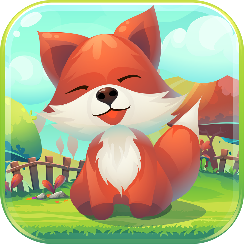Feed The Fox : Fruit Match 3