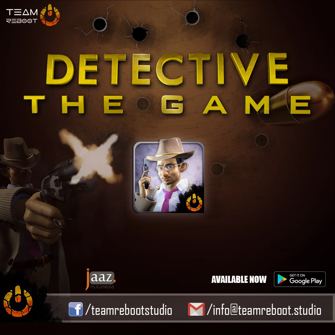 Detective - The Game