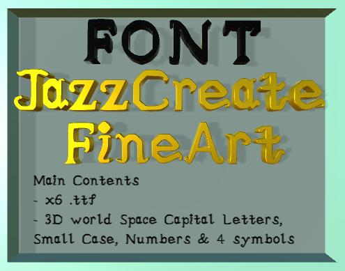 FineArt Font