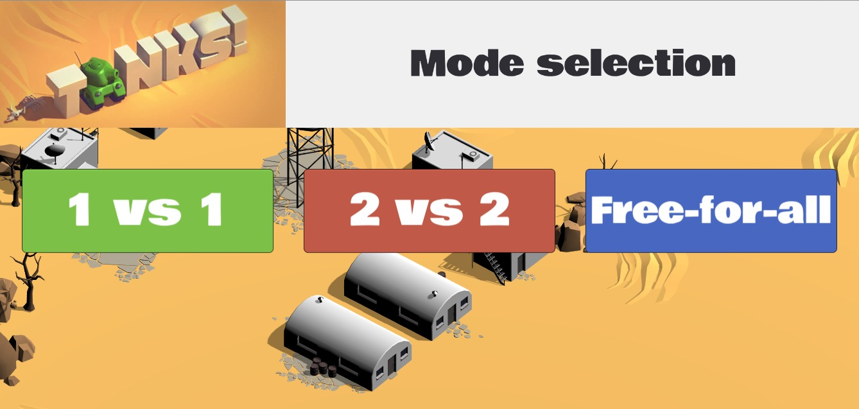 UOC Tanks! Multiplayer