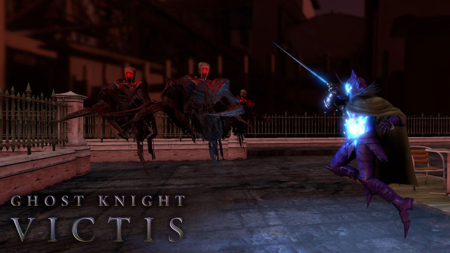 Ghost Knight Victis
