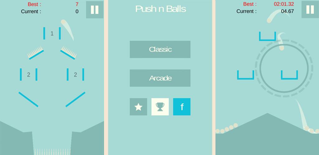 Push n Balls
