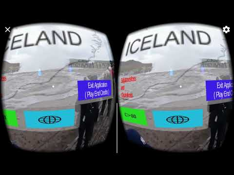 Iceland 360 Travel Video