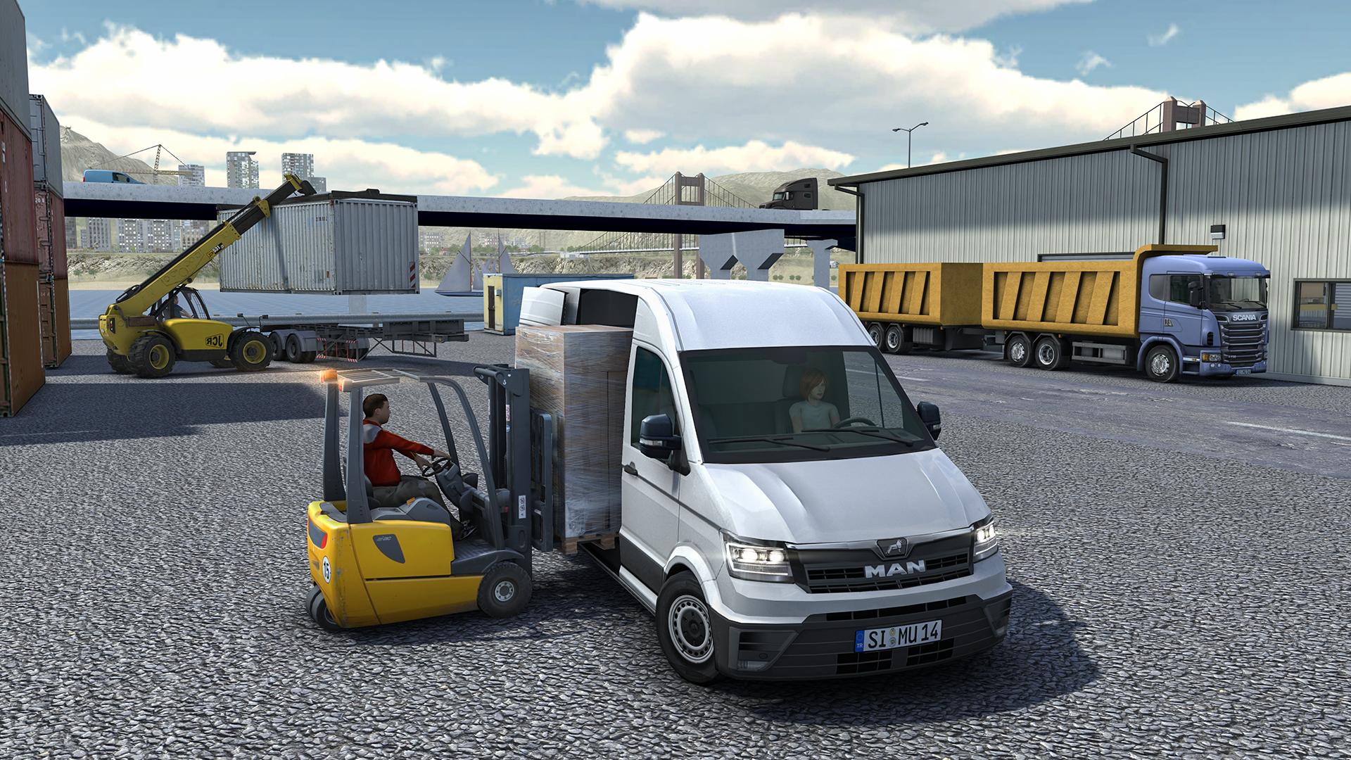 Transport Company Simulator