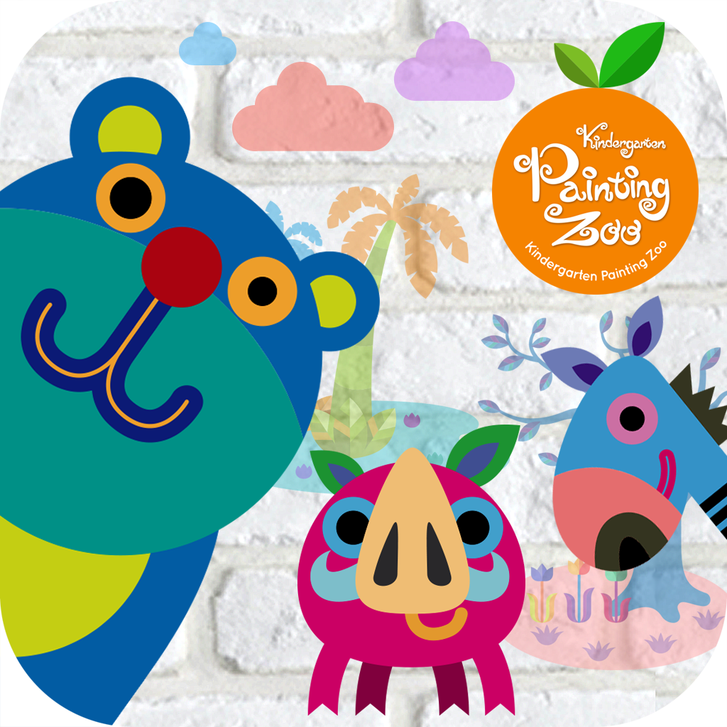 Find Me ! : Painting Zoo