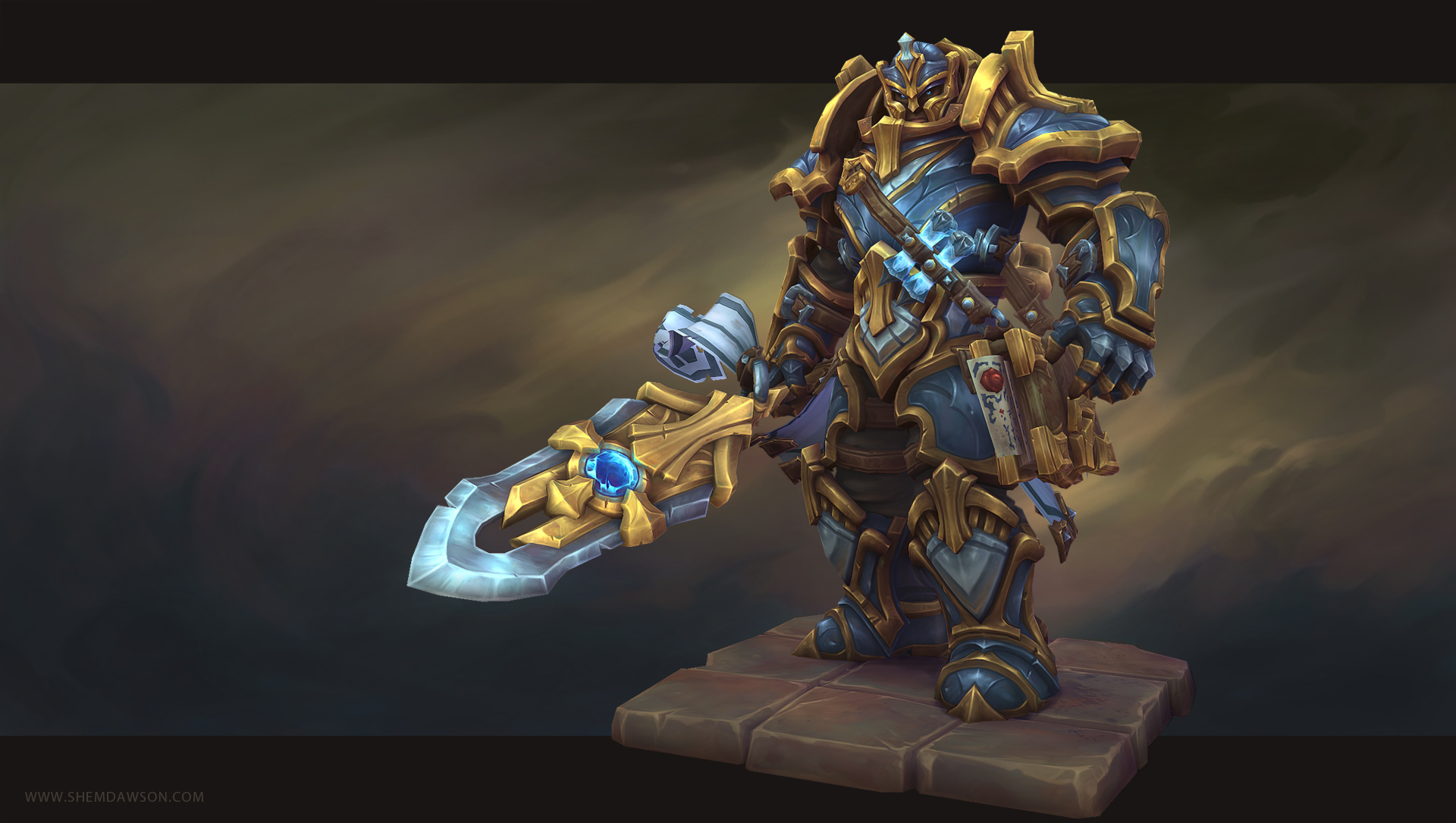 Path of the Paladin
