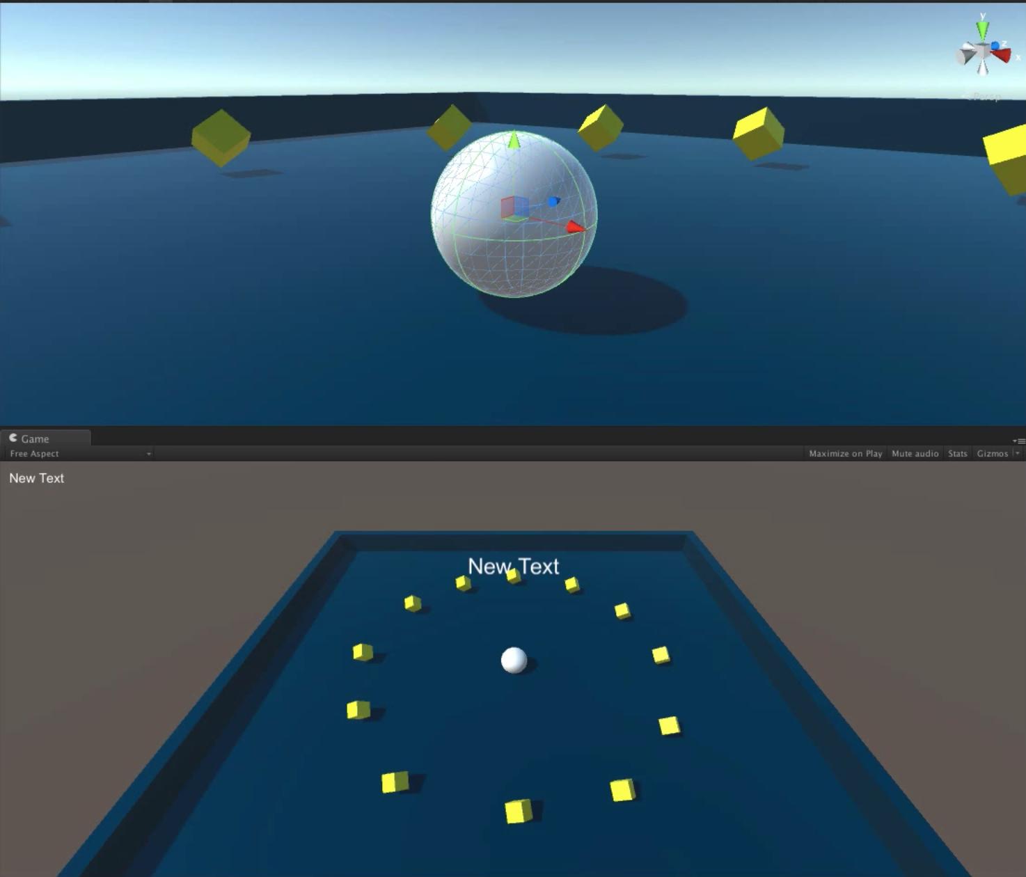 中文官方教程| Roll-a-ball