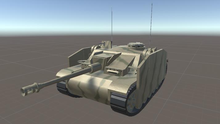 StugIII Tank