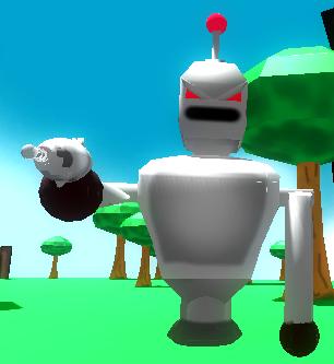 Robots Of Doom