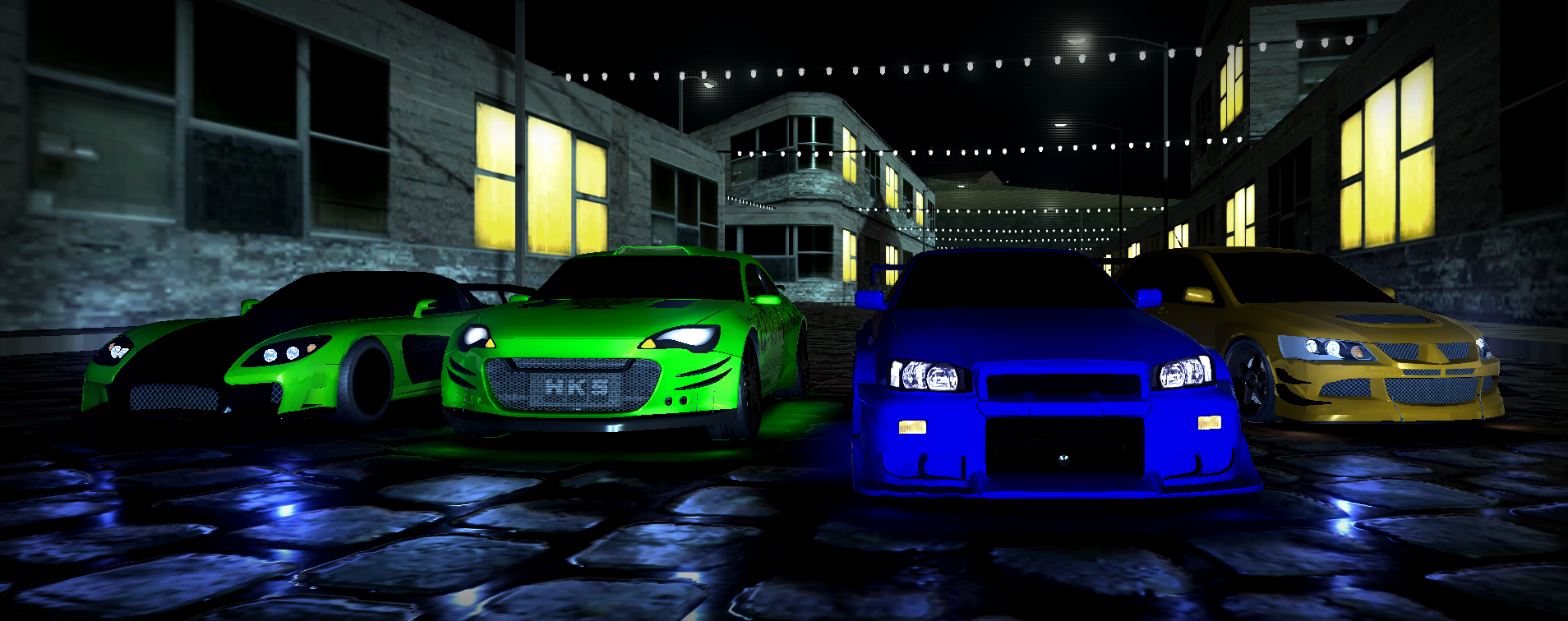 Tuning Mania - The Game