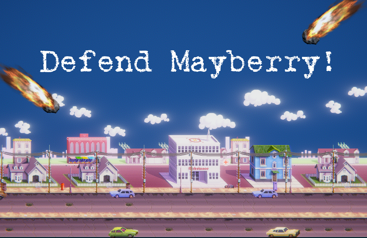 Defend Mayberry!