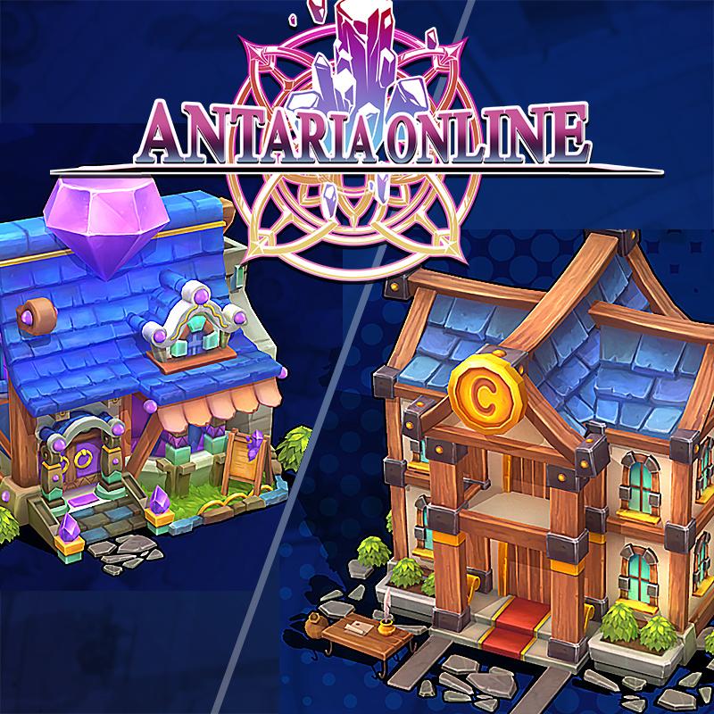 Antaria Online - Port Assets