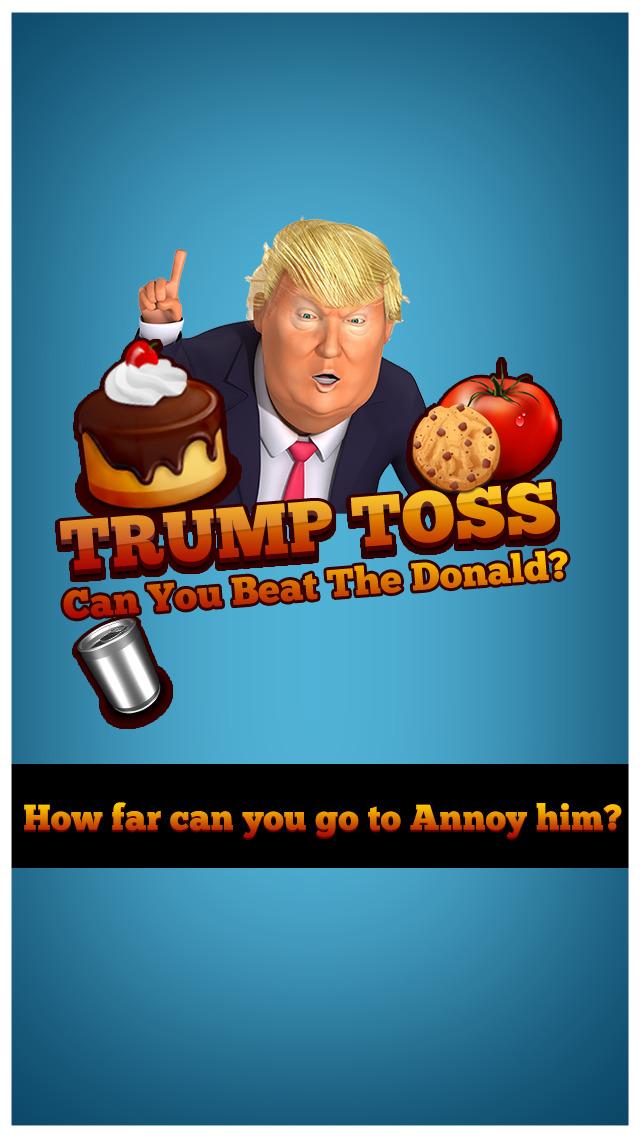 Trump Toss: Can you Beat the Donald ?