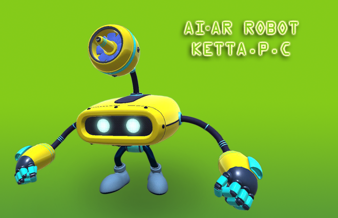 [MWU Korea '18]인공지능 AR 로봇 케타피씨