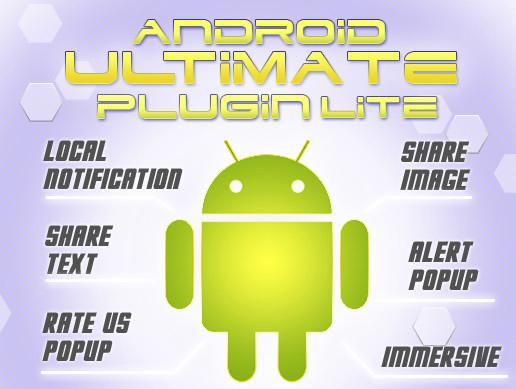 Unity3d Android Plugin