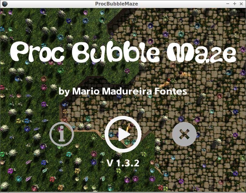 Proc Bubble Maze