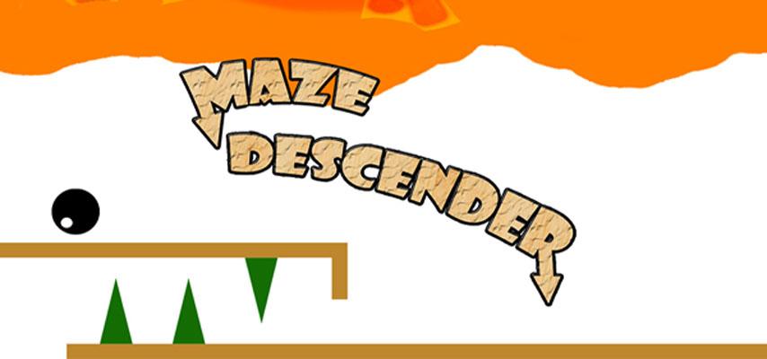 Maze Descender