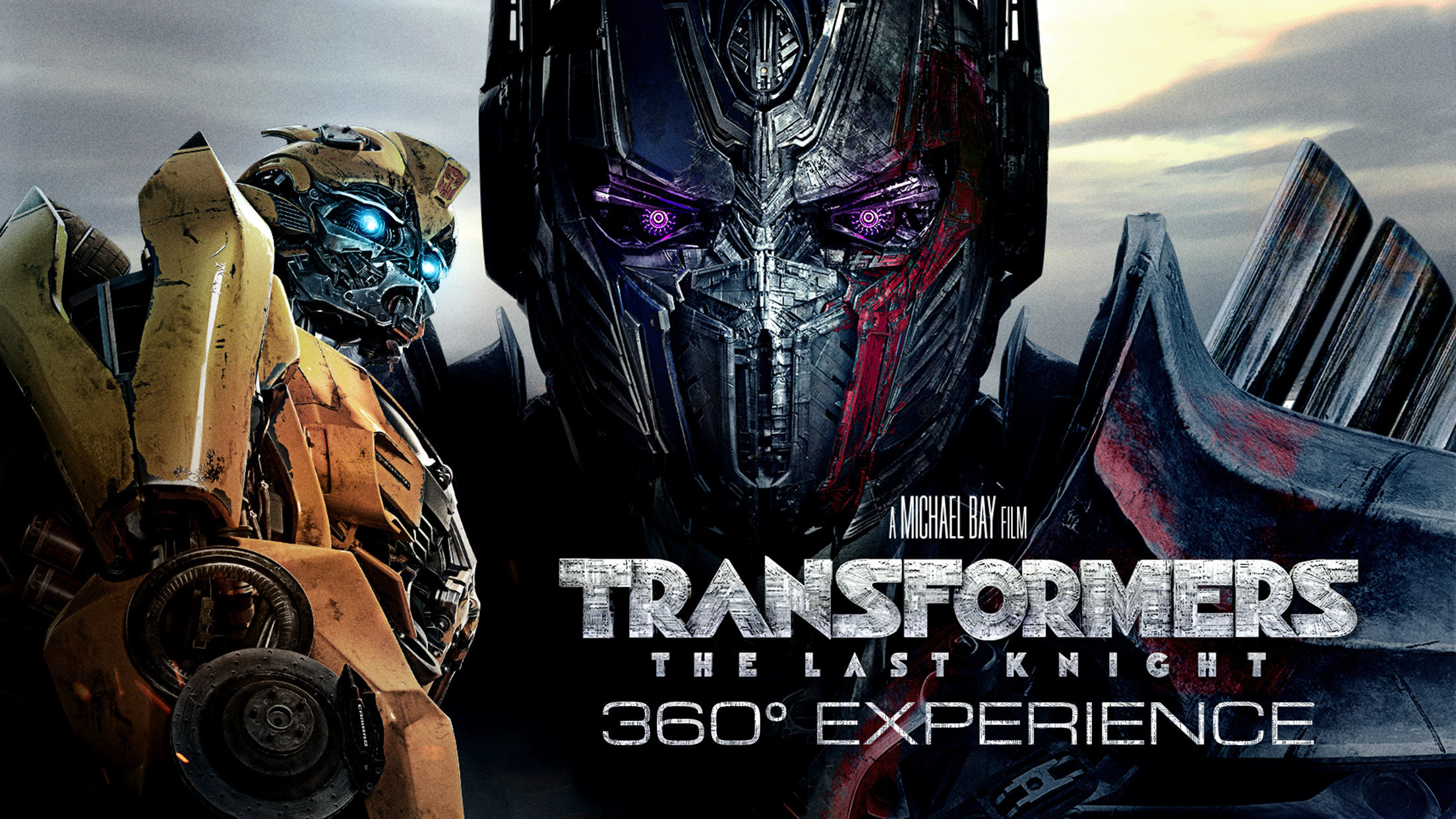 "The ""Transformers: The Last Knight"" 360 Experience"