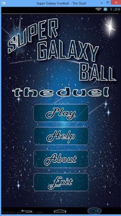 Super Galaxy Ball – The Duel