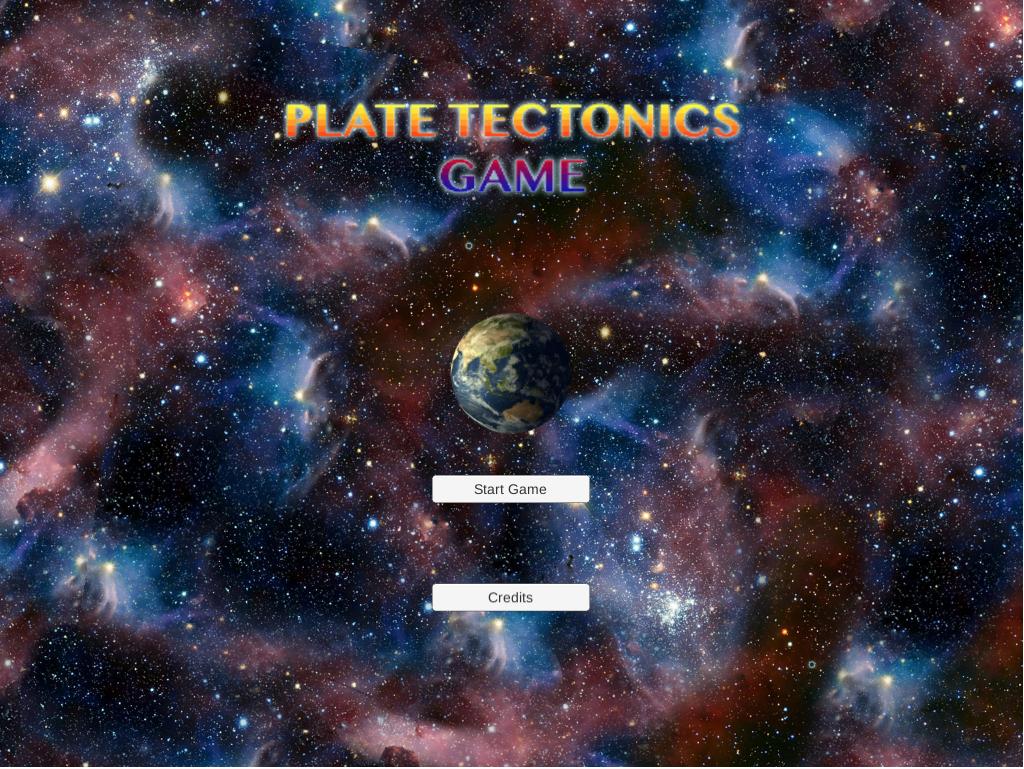 Plate Tectonics Theory Game