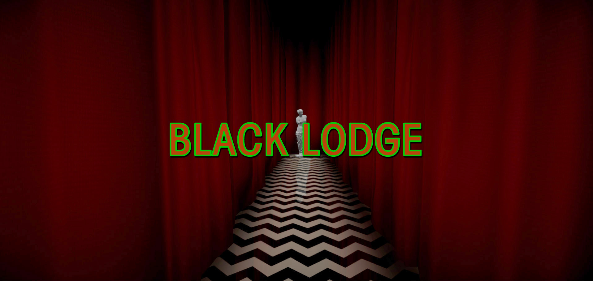 Black Lodge VR Demo