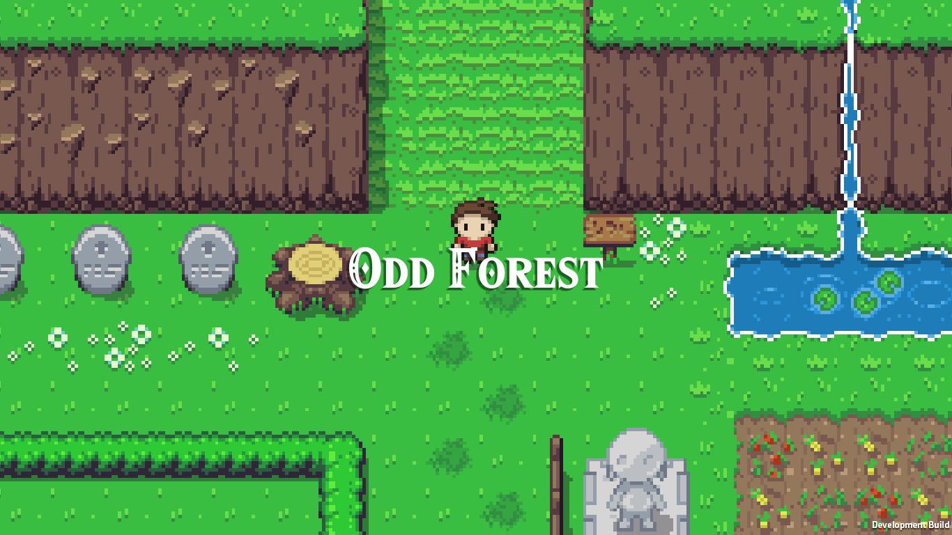 RPG 2D: A Zelda/Pokemón Tribute