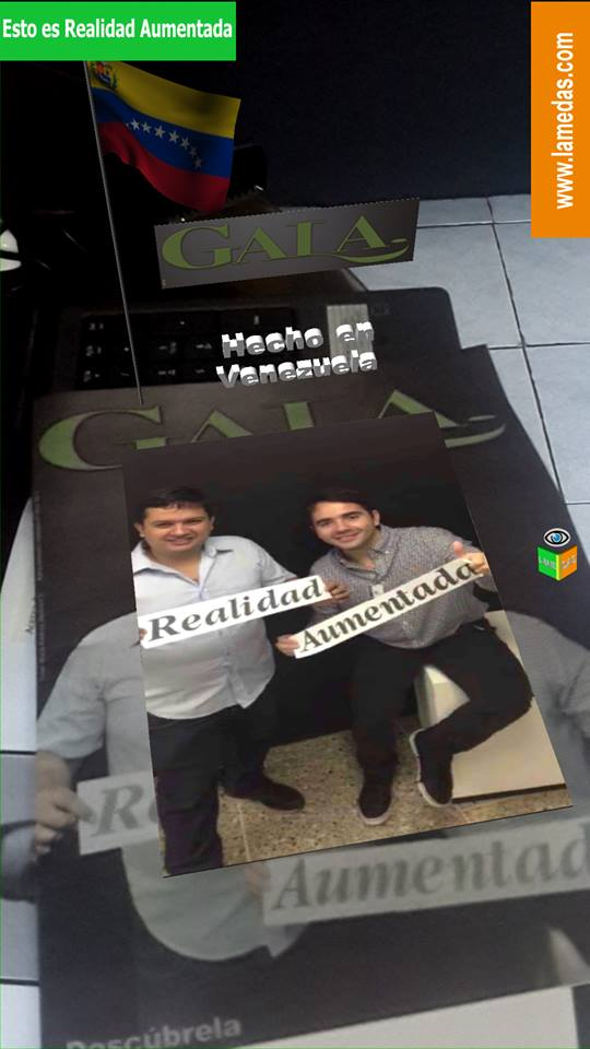 """GALA"" Magazine ""El Impulso"" Newspaper"