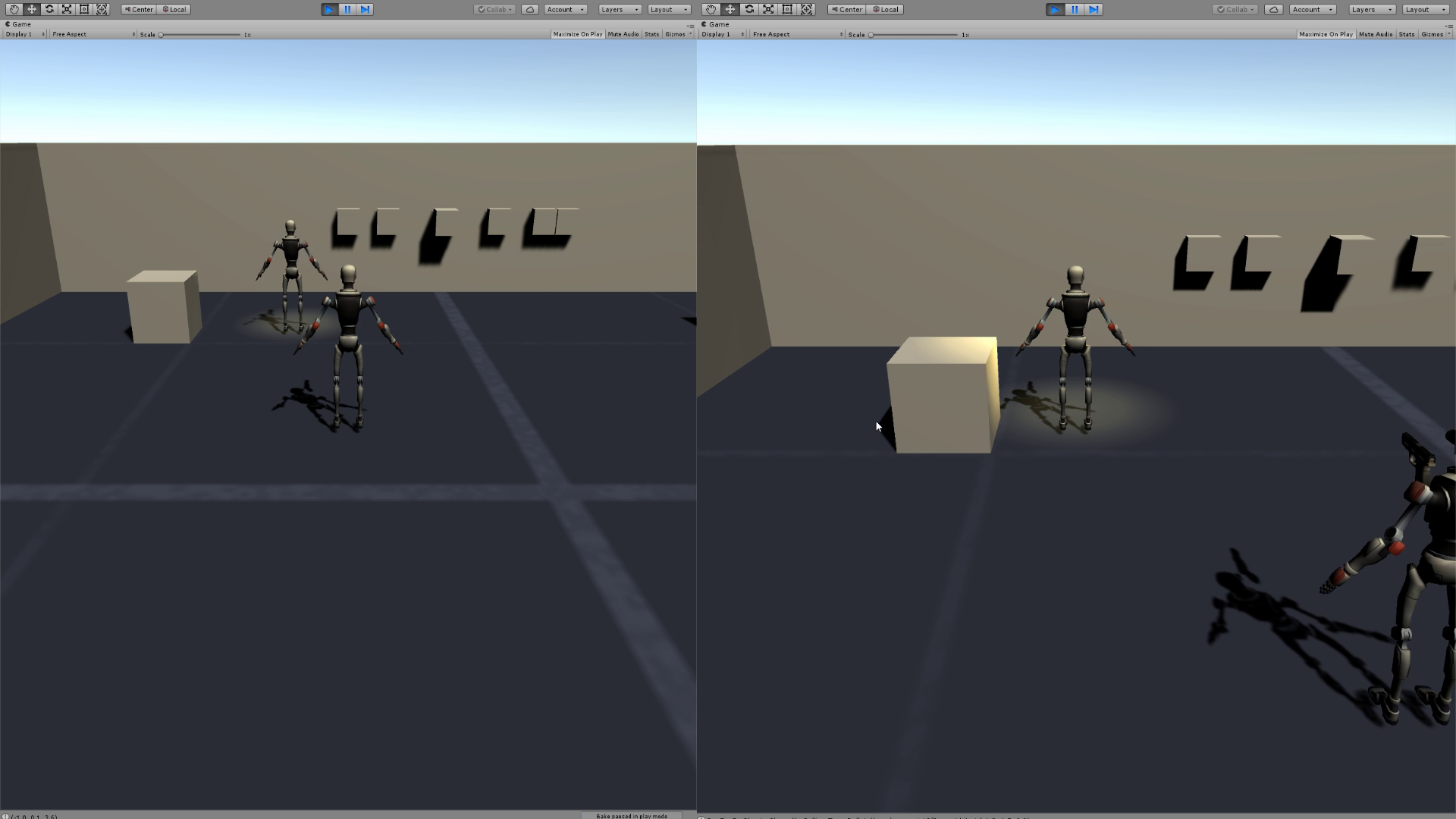 Unity - Multiplayer FPS Prototype with Lobby and Network Events with PUN