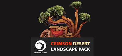 CRIMSON DESERT - MODULAR ASSETS