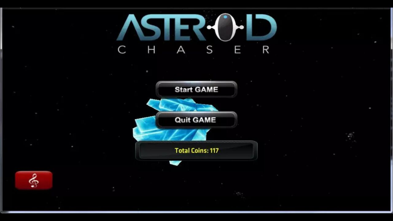 Asteroid Chaser II