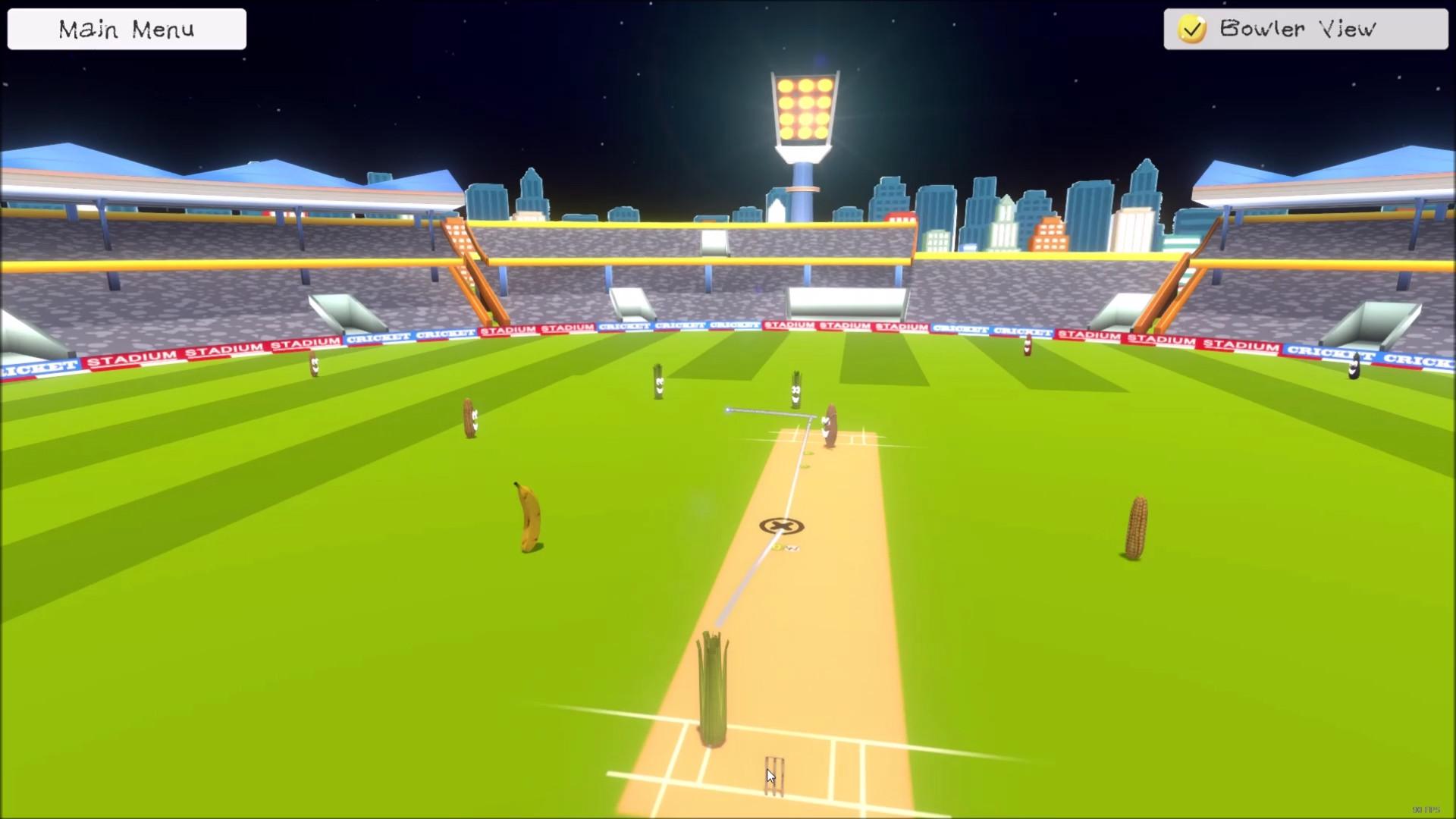 SpudCricket VR