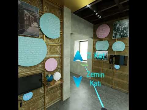 Taksim Tunel Museum VR