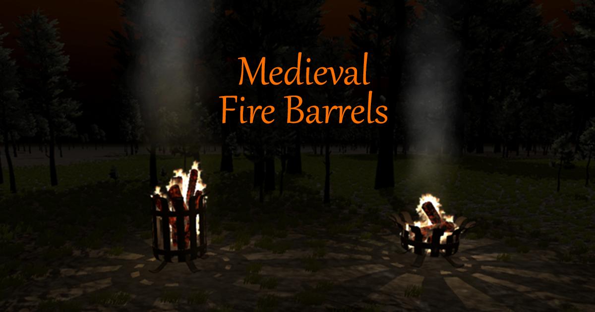 Fire Barrels